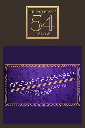 Citizens of Agrabah: Cast of Aladdin Cabaret