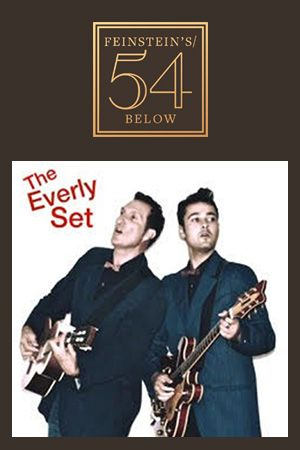 The Everly Set: Sean Altman & Jack Skuller Approximate The Everly Brothers