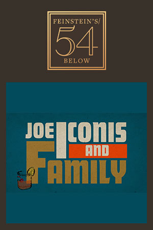 Joe Iconis & Family