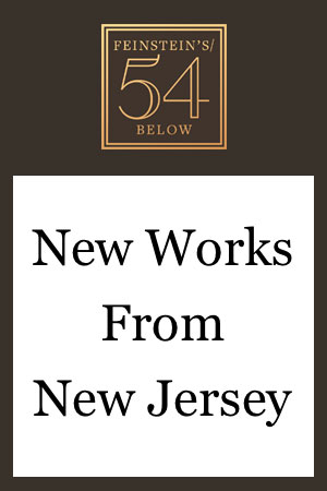New Works from New Jersey