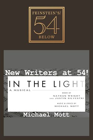 New Writers At 54! In The Light by Michael Mott