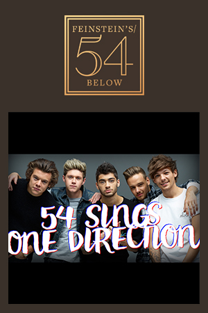 54 Sings One Direction