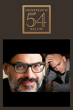 David Yazbek, with special guest Michael Cerveris