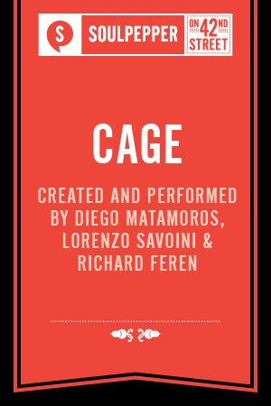Soulpepper Presents: Cage