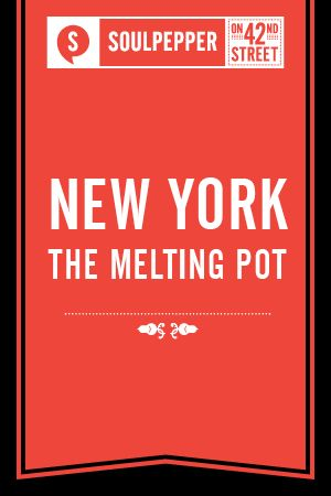 Soulpepper Presents: New York - The Melting Pot